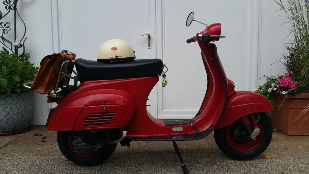 Vespa 50N Deinlein Motorroller